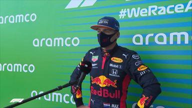 Verstappen: We're getting closer to Mercedes