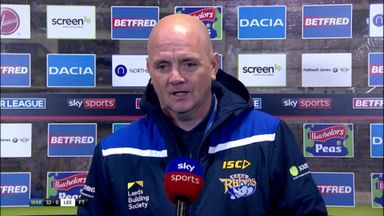 Agar 'tremendously proud' of Rhinos