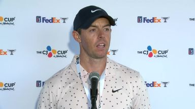 McIlroy sees progress in Vegas