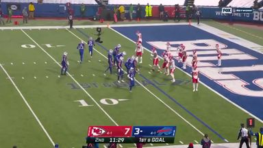 Diggs completes remarkable TD for Bills