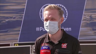 Magnussen 'sad' to leave Haas