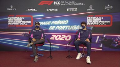 Racing Point: Portuguese GP press conference