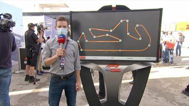 SkyPad: Portuguese GP track guide