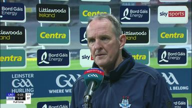 Kenny: Always areas to improve on