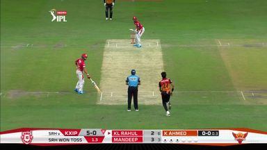 IPL: Kings XI Punjab vs Sunrisers Hyderabad highlights