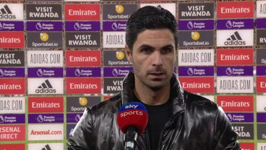 Arteta angry over disallowed goal