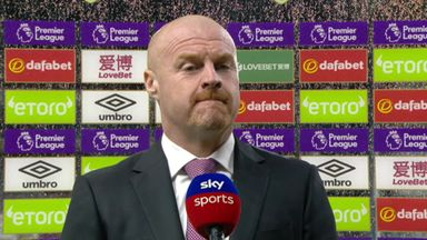 Dyche celebrates 8 years in charge