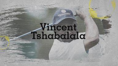 Tshabalala's European Tour history