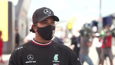 Hamilton aiming to improve F1's diversity