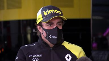 Alonso rates Russell top of young drivers