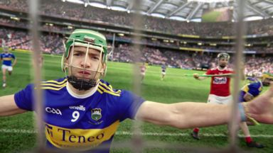 GAA on Sky Sports: Be inside the game!