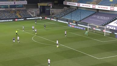 Mahoney gets Millwall's second