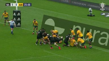 New Zealand vs Australia: Bledisloe Cup