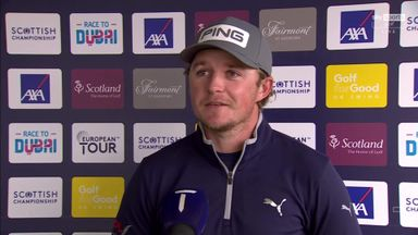 Pepperell stays in Scottish contention