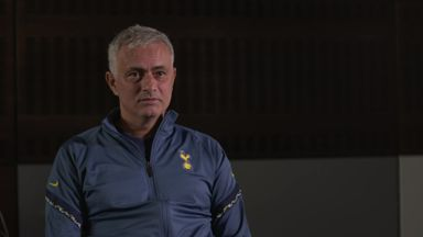 Jose reflects on one year at Spurs
