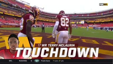 McLaurin's 52-yard touchdown catch