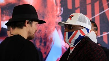 Hearn: Chisora beating Usyk would be historic