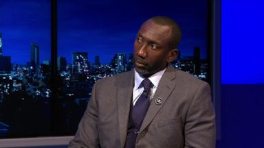 Hasselbaink on lack of opportunities