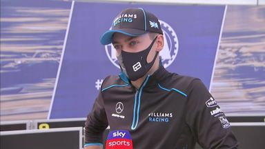 Russell confident about Williams future