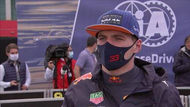 Verstappen: Mercs are motivating us