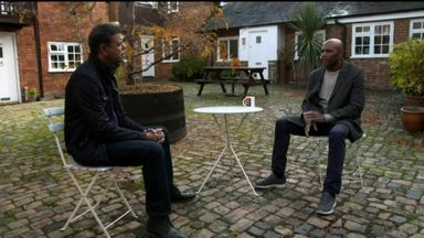 Blissett and Kamara discuss racism in football