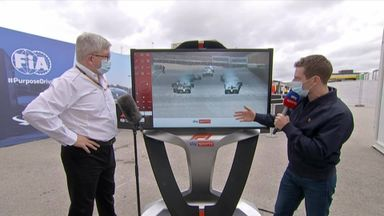 SkyPad: Brawn's overtaking analysis