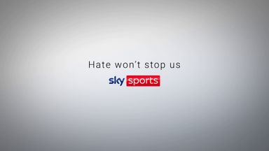 Sky Sports unites against online hate
