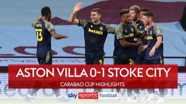 Aston Villa 0-1 Stoke