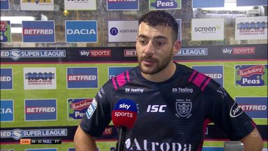 Connor: Winning try was all that matters