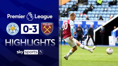 West Ham stun Leicester at King Power