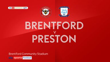 Brentford 2-4 Preston