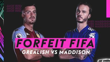 Grealish vs Maddison | Forfeit FIFA 21!