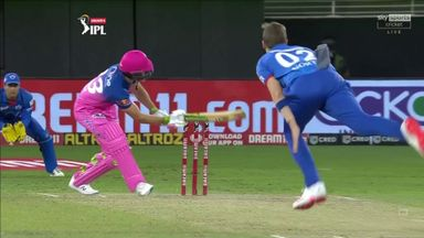 Buttler ramps fastest ball in IPL history