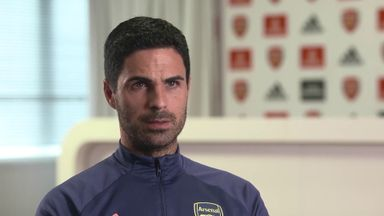 Arteta: Pep's City belief undiminished