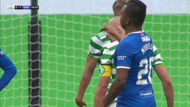 Morelos slaps Brown