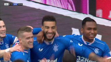 Goldson gets his and Rangers' second