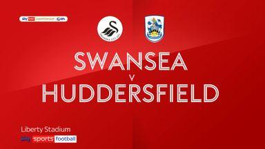 Swansea 1-2 Huddersfield