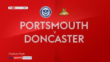 Portsmouth 0-1 Doncaster