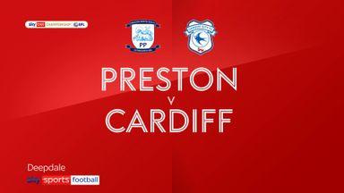 Preston 0-1 Cardiff