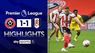 Late Sharp penalty earns Blades draw
