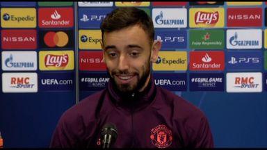 Fernandes: Honoured to captain Man Utd