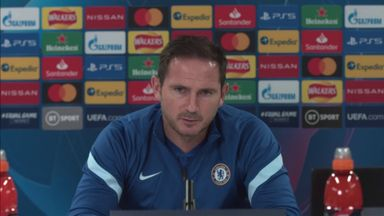 Lampard: CL is another level