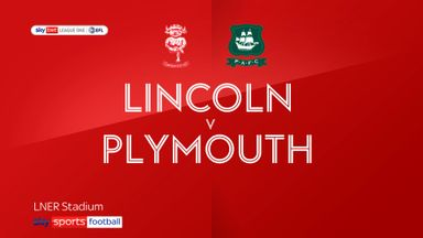 Lincoln 2-0 Plymouth