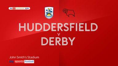 Huddersfield 1-0 Derby