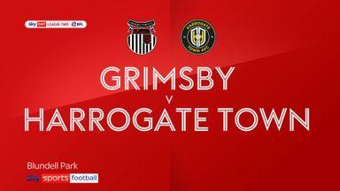 Grimsby 1-2 Harrogate