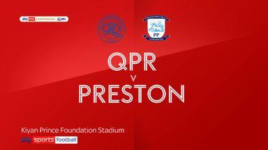 QPR 0-2 Preston