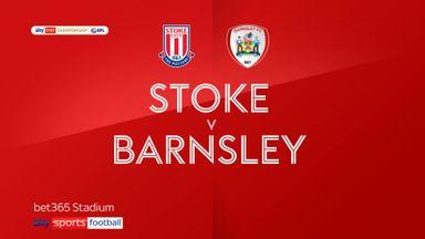 Stoke 2-2 Barnsley