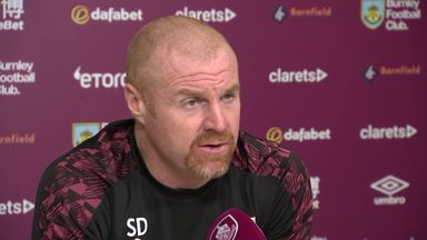 Dyche: Fairness key to European PL plans