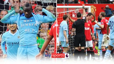Man Utd 1-6 Man City: Why Always Me?