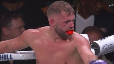 Hearn: Saunders made a stupid mistake